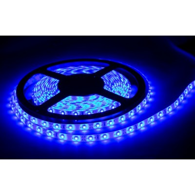 LED tape (blue)