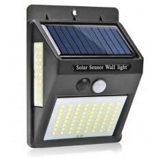 Светильник с датчиком движения на солнечной батарее LED-812B