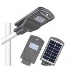 Освещение на солнечных батареях