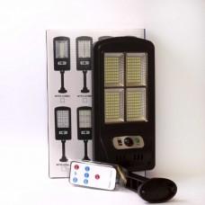 Уличный фонарь на солнечной батарее W756-4 (COB)