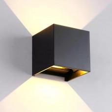 Настенный светильник cube w6005